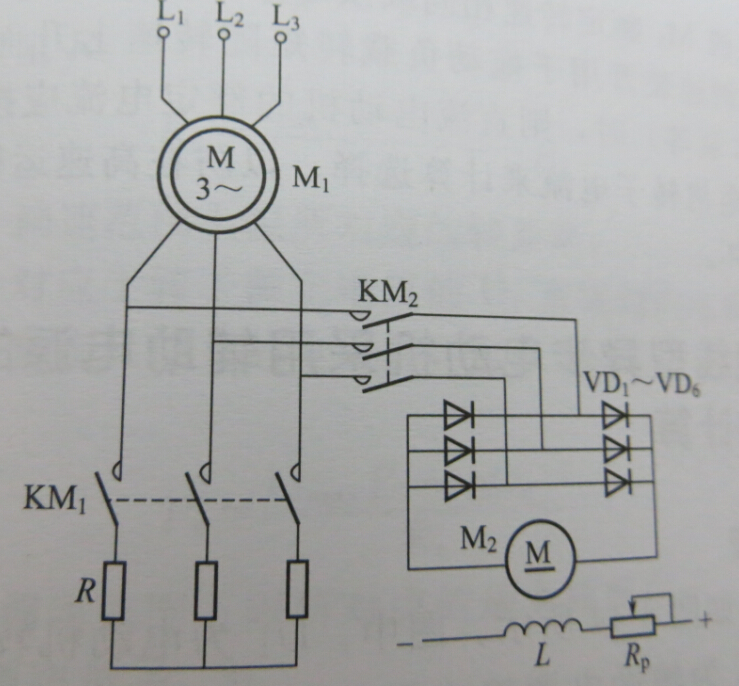 数控机床用传动异步交流电动机机械回馈
