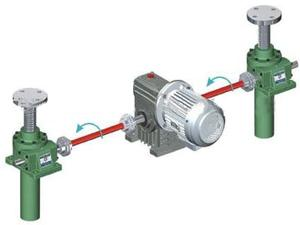 供应SWL系列蜗轮丝杆升降机螺旋升降机