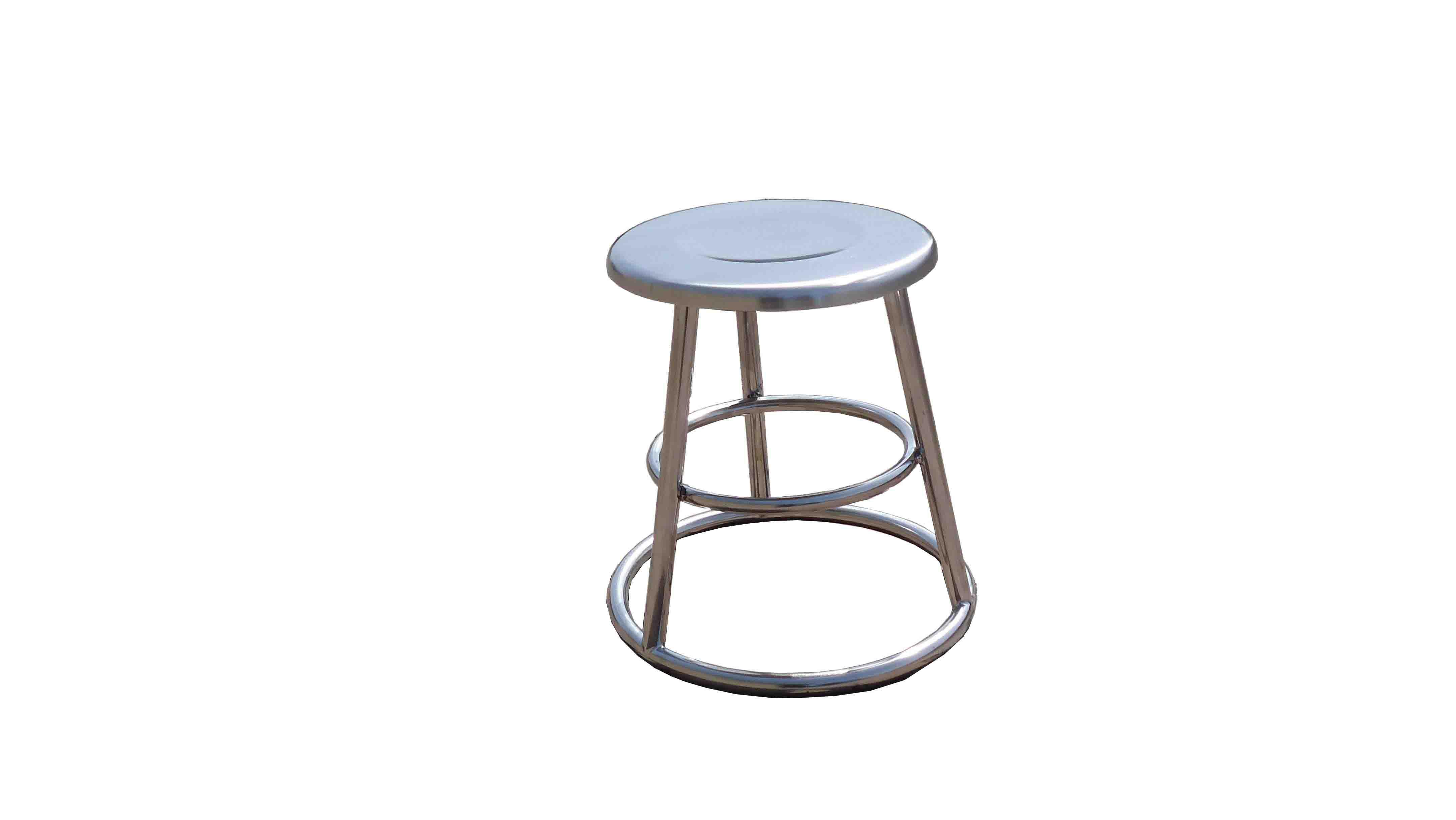 供应不锈钢圆凳