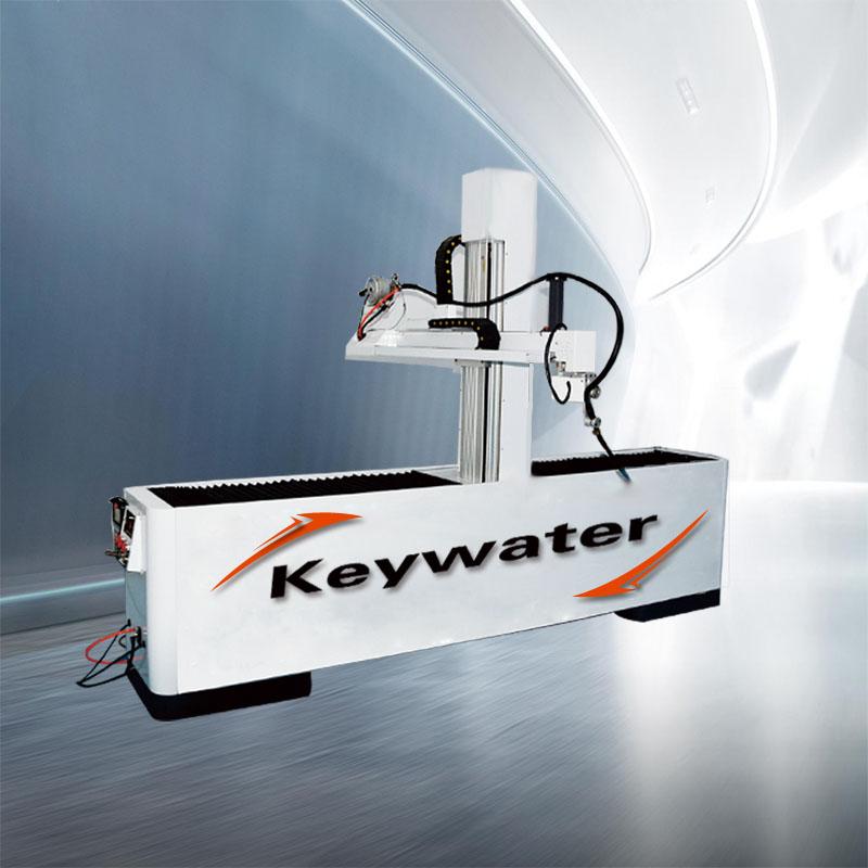 供应凯沃智造六轴工业机器人焊接设备机器人焊接生产线弧焊接机器人