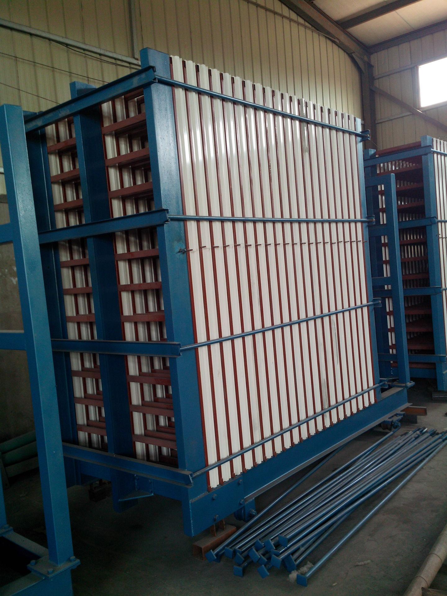 供应复合隔墙板模具车设备厂家内墙墙板机价格生产厂家
